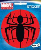 Spider-Man Logo Marvel Comics Die Cut Vinyl Sticker Decal
