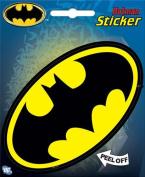 Batman Logo DC Comics Die Cut Vinyl Sticker Decal