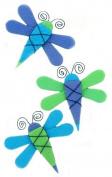 Westrim Paper Bliss Embellishments - Dragonflies