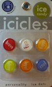 k i Memories Icicles Ice Candy. Personality Ice Dots!
