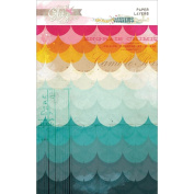 Glitz Design - Uncharted Waters Collection - Paper Layers