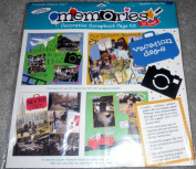 Memories to Keep! Decorative Scrapbooking Page Kit - Vacation Days Kit
