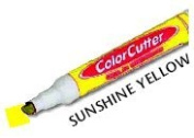ColorCutter - Cut & Colour Finished Edges at the Same Time - Sunshine Yellow