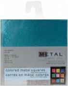 Metal Squares 40 Gauge 10cm x 10cm 8/Pkg