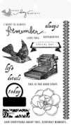 Teresa Collins Designs Everyday Moments Stamps