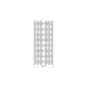 Elizabeth Craft Designs - Lace Fan 2 Peel Off Stickers 10cm x 23cm Sheet