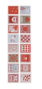 Martha Stewart Crafts Lovenotes Postage Stamp Stickers