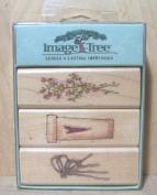 Image Tree Heartfelt Rubber Stamp Set