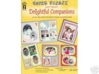 Janie Dawson Delightful Companions Scrapbook Papers