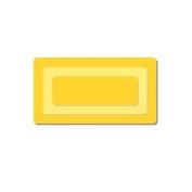 Accucut Zip'eCut Die - Zip'eClear Title Blocks #5