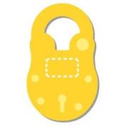 Accucut Zip'eCut Die - Hardware Lovelock #1