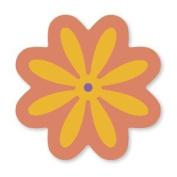 Dayco Zip'eCut Die - Flower, Daisy #1