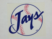Creighton Bluejays Baseball Decal