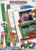 Sports Themed Scrapbooking Kit