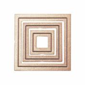 Spellbinders MD1-008 Squares Two Die Templates