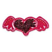 Sizzix Embosslits Die - Heart w/Wings