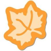 Accucut Zip'eCut Die - Leaf, Maple #1