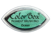 ColorBox Classic Pigment Cat's Eye Ink Pads, Ocean