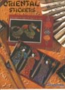 Ecstasy Crafts Oriental Stickeriidea Book Isbn 8717116009460