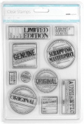 Kaisercraft Clear Stamps, Seals