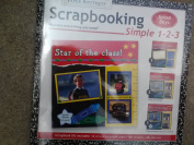 Paper Boutique Simple 1-2-3 School Days Scrapbooking