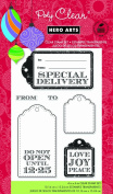 Hero Arts Rubber Stamps Special Delivery Clear Stamp Set