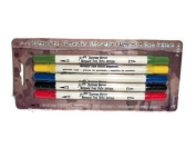 Ranger Ink Tim Holtz Distress Marker, 5 Marker Set, TDK37170
