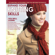 Leisure Arts NOM161392 Expand Your Knitting Skills