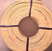 Commonwealth Basket Flat Reed 2.5cm 1 Lb. Coil-Approximately 75'