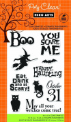 Hero Arts Rubber Stamps You Scare Me Clear Stamp Set
