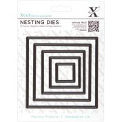 DOCrafts X-Cut Nesting Dies, Square