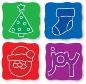 Sizzix Sizzlits Christmas Set Doodle Dies