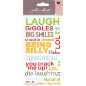 Sticko Scrapbooking Stickers, Giggles