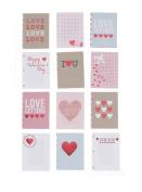 Martha Stewart Crafts Lovenotes Mini Notebooks Dimensional Stickers