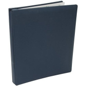 Pioneer Family Treasures Deluxe E-Z Load 22cm X 28cm Memory Book, Midnight Blue