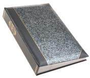 Pioneer Ledger Bi-Directional Le Memo Album, Silver Marble
