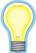 Light Bulb Mini Notepad By Creative Shapes Etc. Llc