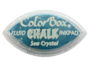 ColorBox Chalk Cat's Eye Ink Pads, Sea Crystal