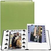PEAR-GREEN E-Z LOAD 8½x11 Scrapbook by Pioneer - 8.5x11