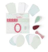 Martha Stewart Crafts Christmas Tag and Stamp Set