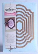 Spellbinders S5-127 Nestabilities Labels Twenty Eight Die Templates