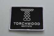 DOCTOR WHO Torchwood Institute Embroidered PATCH
