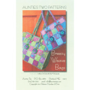Aunties Two Patterns - Breezy Weave Bag