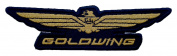 Honda Goldwing Club Bikers Motorcycles Sign Jackets BG02 iron on Patch