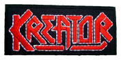 KREATOR Thrash Metal Band Logo T Shirts MK09 iron on Patches