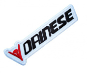 DAINESE motorcycle Motocross leather jacket Logo PD01 Patches