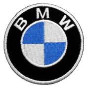 BMW Car Racing Clothing Polo Jacket Shirt Embroidered Iron on Patch