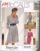 Easy McCall's 4102 Dress and Jumpsuit