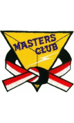 Masters Club Patch