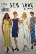 New Look Sewing Pattern 6724